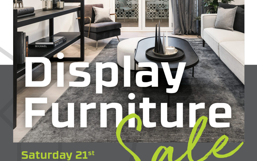 Display Home Furniture Sale.